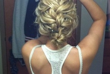 Hair Styles / by Meagan Smith