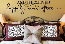 Decorating the Bedroom / by Meagan Smith