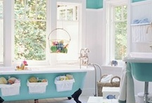 Bathroom Ideas / by Meagan Smith