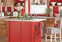 Kitchen Ideas / by Meagan Smith