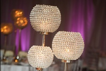 Glitz & Glam wedding