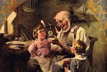 Norman Rockwell / by Linda Tollestrup