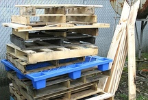 Pallet Love / All things pallet... / by Sandy Batson