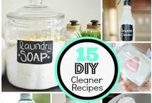 Organization / Organization and Cleaning Tips