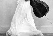 women in white / by Susan Strauss