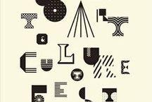 Design:typography / 主張する文字 / by Yohko
