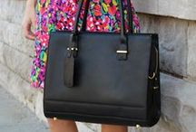 NEW YORK Women's Laptop Bag / This NEW YORK style laptop bag is sleek and sophisticated and designed for the woman who never sleeps or has time to plan her outfits. For a power professional on the move, this product is as dependable as your favorite little black dress. Its carefully crafted design is swank and simple, ensuring it will never go out of style. For a female who commands attention, this bag makes a bold, effortless statement as you go about your daily grind. Check it out at thegraceship.com  Retail for: $198