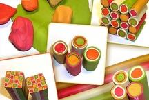 Crafts - Polymer Clay / by Sandy Batson