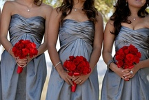 Bridesmaids - flower girls / by Tope Olanrewaju