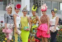 Talk Derby To Me / A fun filled day in the Bluegrass, with no shortage of hats, horses, and mint juleps! GRACESHIP loves this time of year!