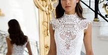 Wedding Dresses / Wedding or 10 Year Anniversary Ideas and wardrobe