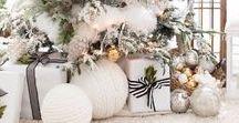 christmas / Christmas Decor and Entertaining Ideas