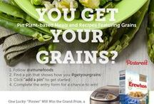Plant-Based Grain Collection