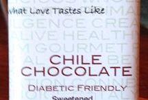 * Raw chocolat brands
