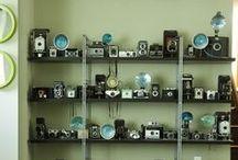Vintage Camera Collection / by Birdie Pavlik