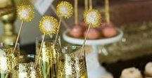 New years / New Years Eve Decor and Ideas