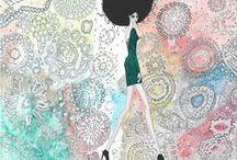 Illustrations / by Bel Lefosse