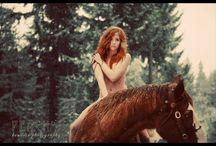 Boudoir | Equine / by Birdie Pavlik