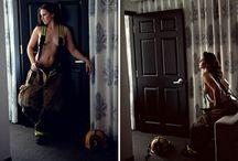 Boudoir | Firefighter / by Birdie Pavlik