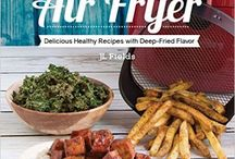 Vegan Air Fryer Recipes / Want healthier versions of your favorite fried (grilled and roasted) foods? The vegan air fryer to the rescue!