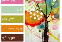 color inspiration / by Shannon Baker