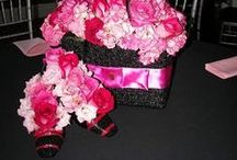 Party and Special Events by Apple Blossoms / Flowers for Parties and Special Events that were made by Apple Blossoms Floral Designs.
