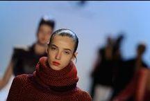 Charlotte Ronson Fall 2012 / #Tresemme #hair #hairstyling #products #beauty #CharlotteRonson #fashion #Fallfashion