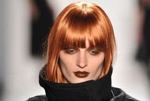 Fall 2012 Runway Trends / #Tresemme #hair #hairstyling #products #beauty #fallfashion #runwaytrends #fashion