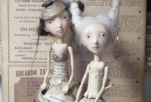 Art dolls and ...