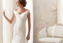 Mollie's Wedding Dress Ideas / by Mollie Christianson