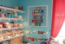 Craft room / by Tara Lentz