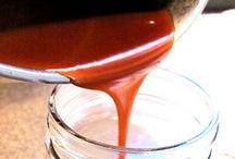 Yummy - Sauces, Oils and such / by Tara Lentz