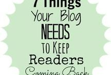 Blogging / by Shannon Baker