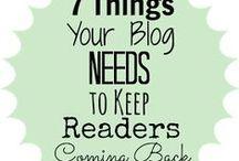 Blogging / by Shannon Baker