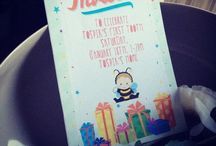 1st tooth party - maya the bee theme / Event - organization - party / by Hayal Mutlu