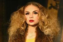 Alice + Olivia Fall 2014 / Storytime-inspired glamour called for TRES to create enchanting, brushed-out curls. / by TRESemmé
