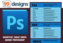 Photoshop, Illustrator & Indesign