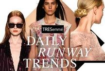 Spring 2015 Runway Trends / by TRESemmé