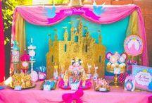 Cinderella Birthday Ideas