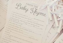 Baby Shower Ideas / Baby Shower Ideas / by Vanessa Shapiro