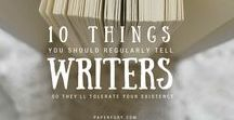 """Writer's Toolbox / """"Just as a good handyman has a toolbox filled with tools that help him build and repair, a good writer should have a toolbox filled with tools that help him write."""" Stepehen King, On Writing. Here's mine..."""