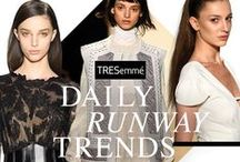 Fall 2015 Runway Trends / Join us in checking out all the hair trends coming down the runways of Mercedes-Benz Fashion Week for the Fall 2015 season! / by TRESemmé