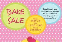 Food - Bake Sale / by Penne K