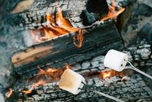 Campfire & Outdoor Cooking / A collection of campfire and outdoor recipes.
