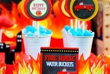 Fire Fighter Party