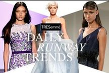 Spring 2016 Runway Trends / Join us in checking out all the hair trends coming down the runways of New York Fashion Week for the Spring 2016 season!  / by TRESemmé