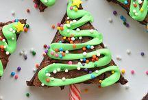 Christmas Food / Christmas = Food