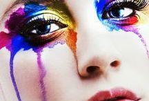 ☆ Rainbow Makeup
