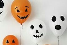 HALLOWEEN / Inspiration for Halloween decor, parties and costumes.