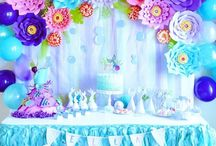 Let's Party Group Board / Party decor and ideas. Birthday party DIY ideas.  Email: Papertopetalartistry@gmail.com for invite